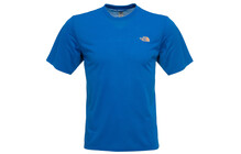 The North Face Men's S/S Reaxion Crew nautical blue